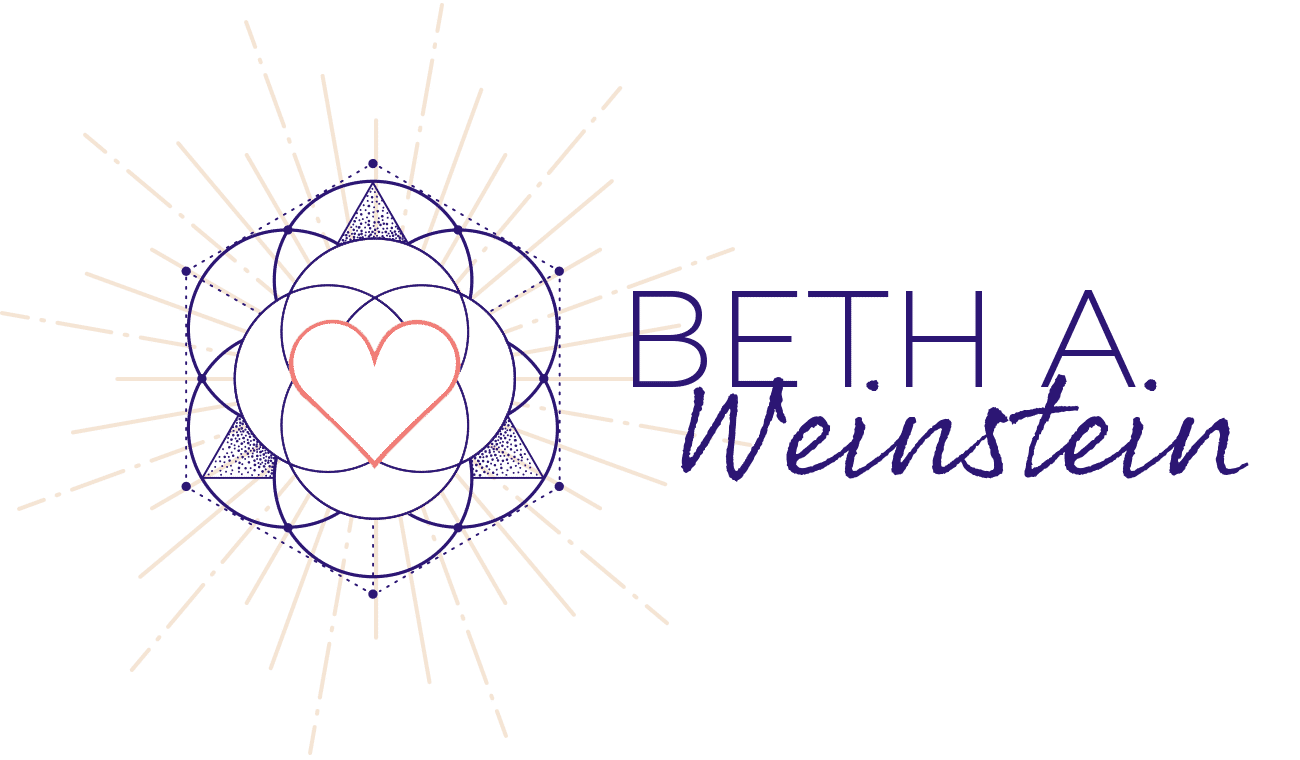 Beth Weinstein - business coach for spiritual entrepreneurs & psychedelic coaches