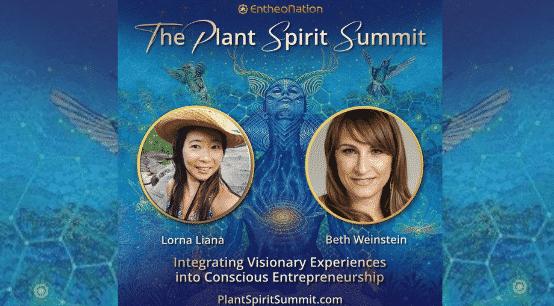Beth Weinstein - Plant Spirit Summit - psychedelic spiritual business coach